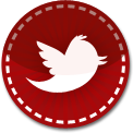 red stitch icon 122 twitter bird